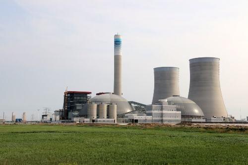 上海壽光電廠網架工程