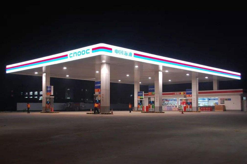 江蘇省加油站