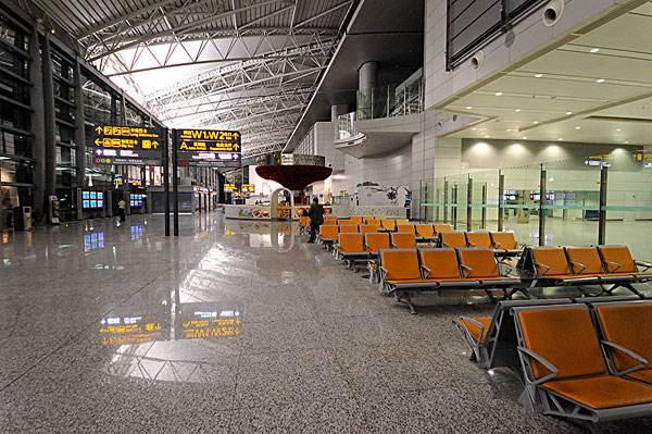 廣州白云國際機場航空工業網架