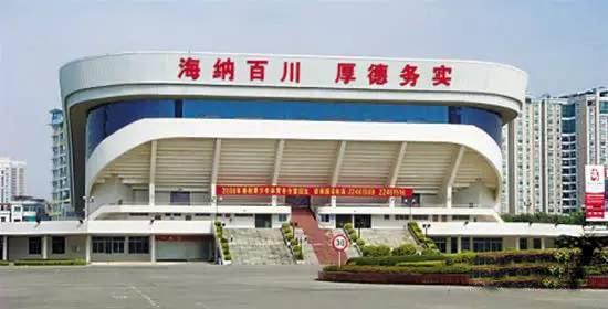 廣東東莞市體育館網架