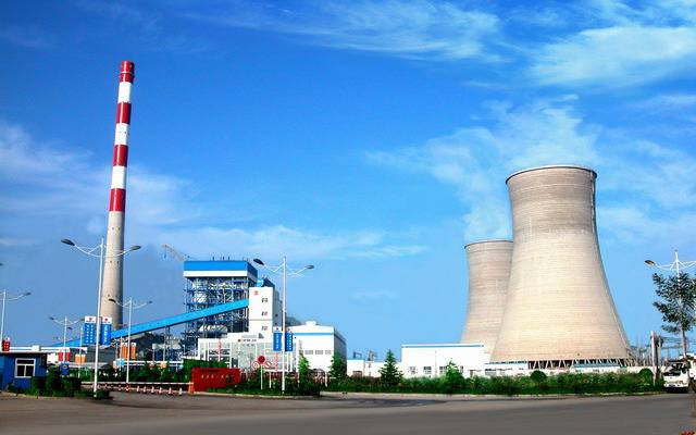 上海華電烏魯木齊熱電廠網架工程