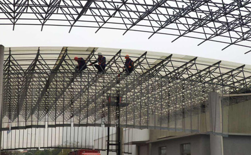 重慶農產品冷鏈(明品福)物流中心項目主門