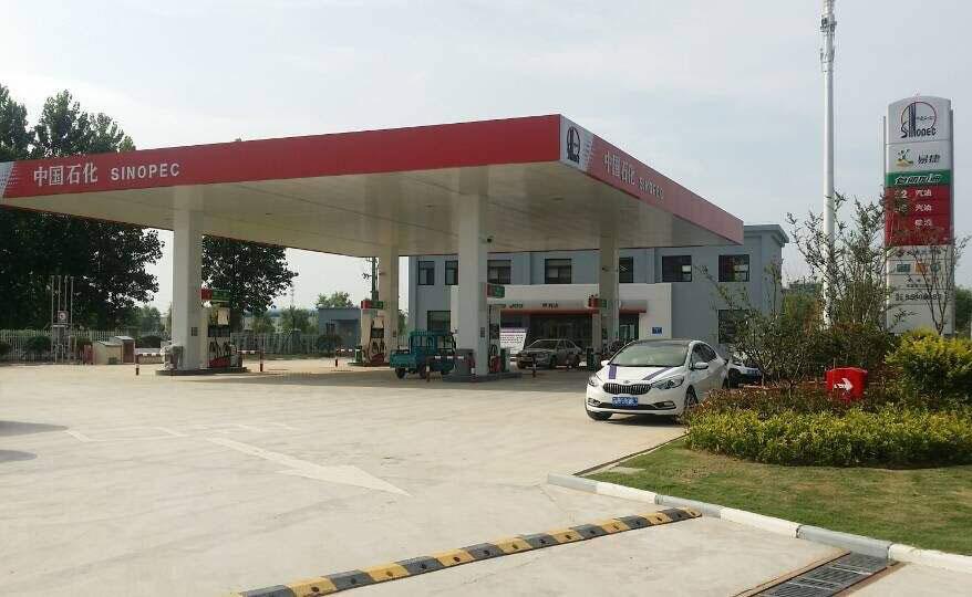 江西省加油站