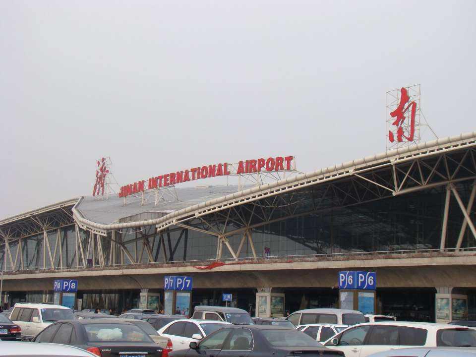 濟南遙墻國際機場航空工業網架