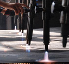 鋼結構自動焊接