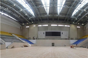 四川宜賓學院體育館