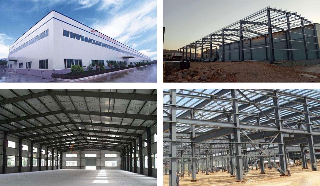 東部某加工企業生產車間鋼結構廠房工程.jpg