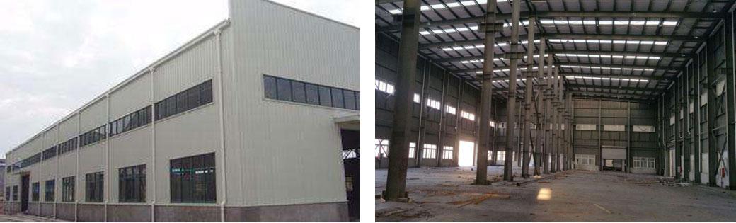 安徽省合肥國際農品物流園鋼結構廠房工程.jpg