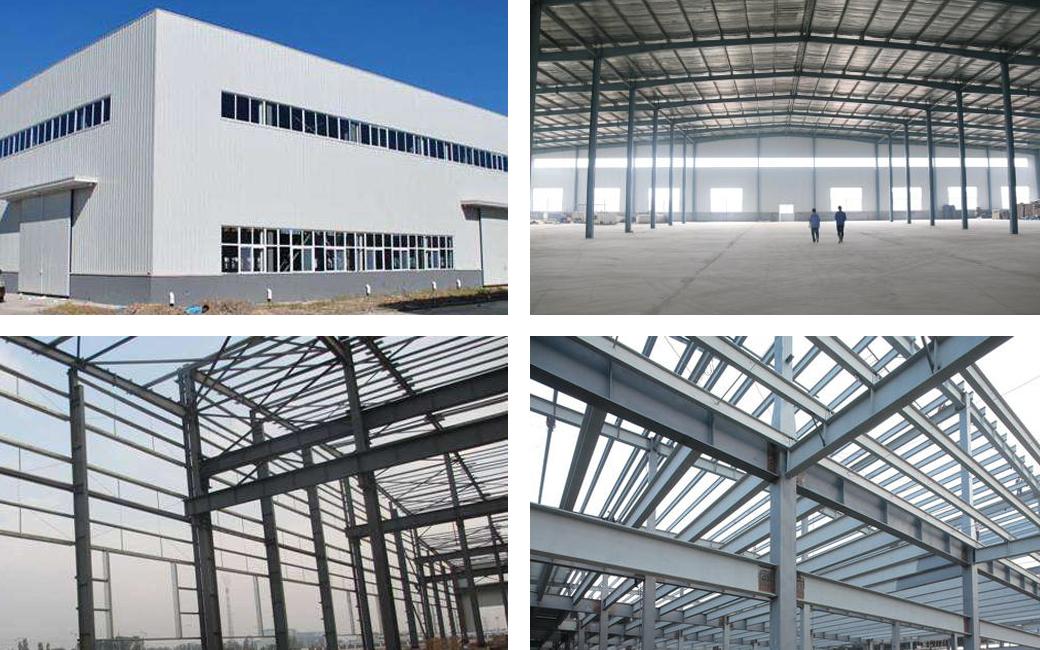 內蒙古某牛奶生產企業鋼結構廠房工程.jpg