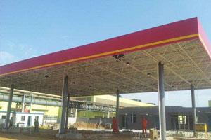 東垣石油加油站